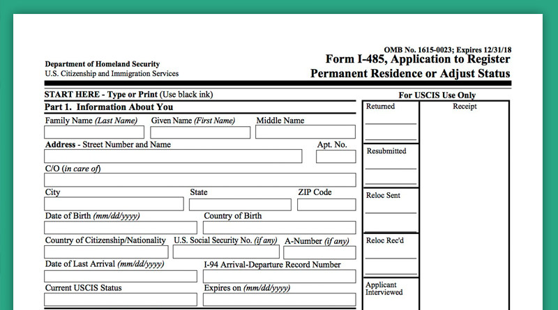 form i 485 cost  how-much-does-it-cost-to-submit-form-i-14 - Immigration ...
