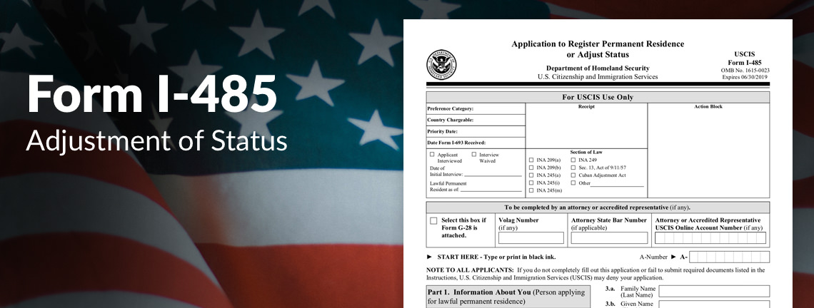 form i 485 status  How to Fill out Form I-11, Step by Step Instructions